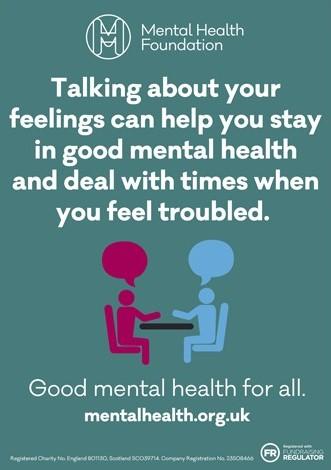heartrosecarefoundation Mental Health Week